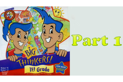 Whoa, I Remember: Big Thinkers 1st Grade: Part 1 - YouTube
