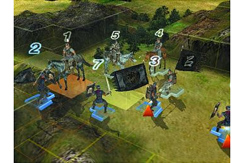 PS2 Dynasty Tactics Cheats - Daftar, Review, Cheat ...