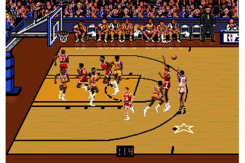 Bulls vs. Lakers and the NBA Playoffs (1991) by Electronic ...