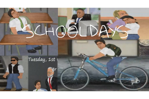 MDickie School Days Gameplay - YouTube