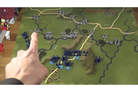Napoleon's War: The 100 Days Review - YouTube