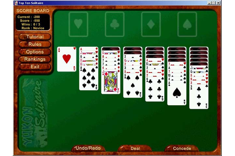 Top Ten Solitaire > iPad, iPhone, Android, Mac & PC Game ...