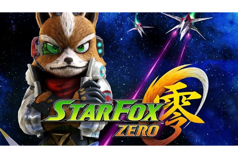 Star Fox Zero/Star Fox Guard File Size Has Been Revealed ...