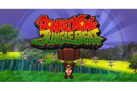 Donkey Kong Jungle Beat Hitting the North American Wii U ...