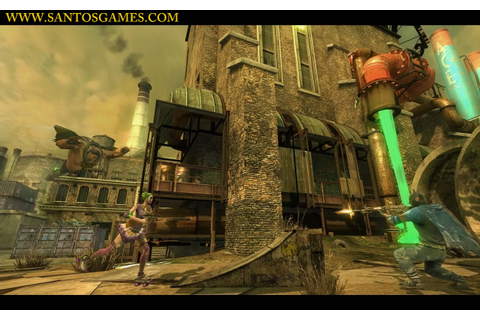 Gotham City Impostors Xbox 360 download ~ santos games ...