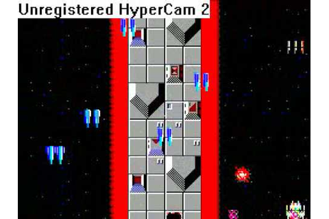 ASTRO WARRIOR 3 first zones (START LEVEL) - YouTube