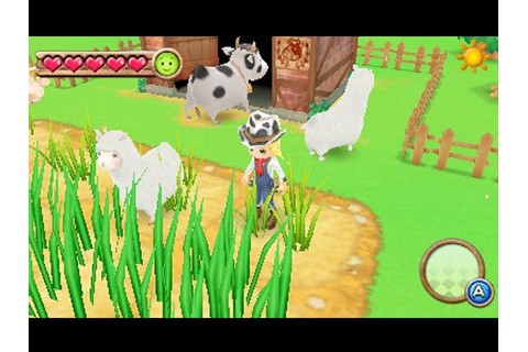 Buy Harvest Moon 3D A New Beginning Nintendo 3DS Download ...