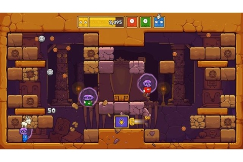 Toto Temple Deluxe arrives on the Xbox One Games Store ...