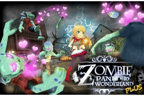 Zombie Panic in Wonderland Plus iPhone game - free ...