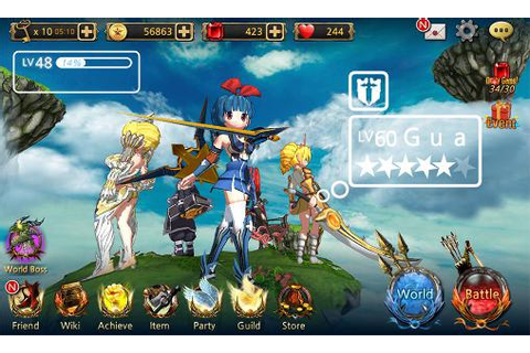 Fantasia heroes for Android - Download APK free