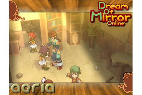 Dream of Mirror Online Free MMORPG Game & Review ...