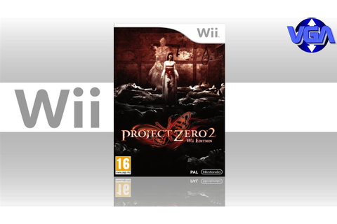 Project Zero 2 Wii Edition Gameplay Wii ( 2012 ) - YouTube