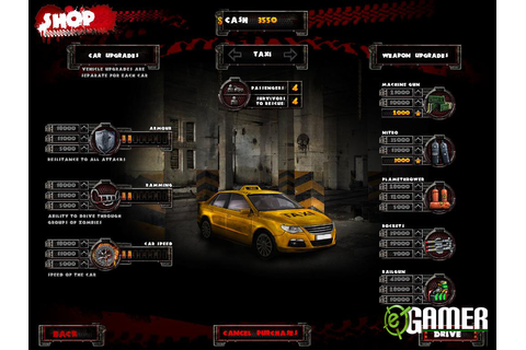 Just download it: ZOMBIE DRIVER