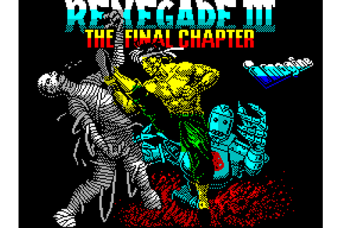 Renegade III: The Final Chapter (1989) by Imagine ZX ...