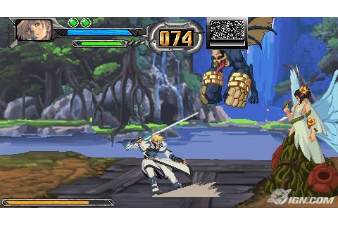 Guilty Gear Judgment ISO PPSSPP - isoroms.com