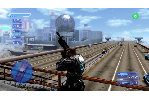 Crackdown Screenshots for Xbox 360 - MobyGames