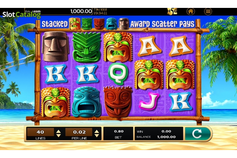 Tiki Idol Slot ᐈ Claim a bonus or play for free!