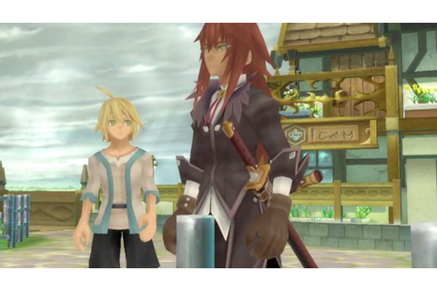 Tales of Symphonia: Dawn of the New World (Game ...