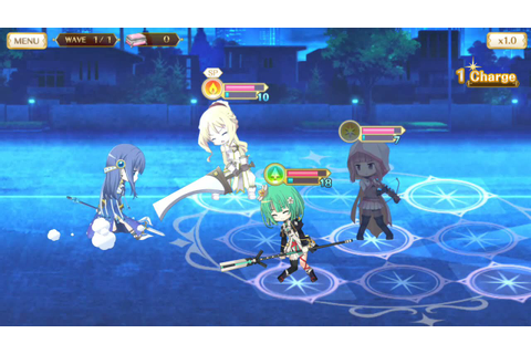 Magia Record [JP] Android Gameplay - YouTube