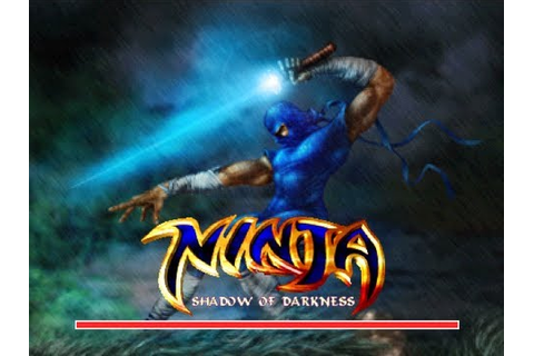 Video Game Quickie 10! : Ninja: Shadow of Darkness - YouTube