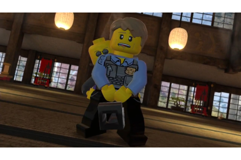 Lego City Undercover: The Chase Begins Gets European ...