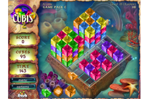 Game Quicky: Cubis 2 (PC) ~ Puzzle Game | NekoJonez's ...