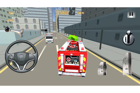 Fire Brigade Simulator Game - Android Apps on Google Play