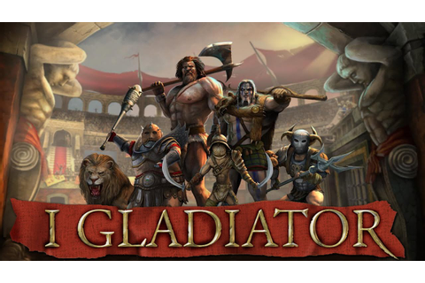 I Gladiator PC Gameplay [60FPS] - YouTube