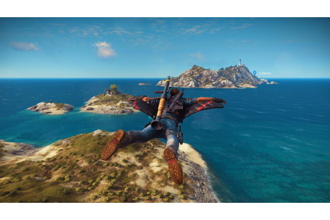 Wallpaper Just Cause 3, Best Games, shooter, open world ...