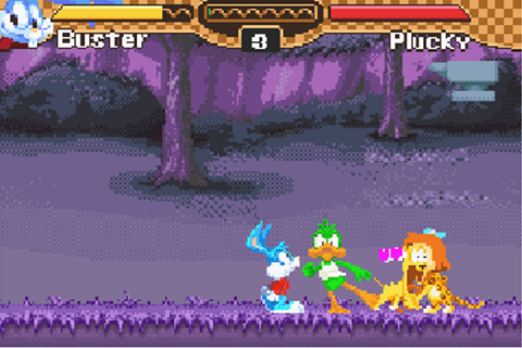 Tiny Toon Adventures: Buster's Bad Dream - Symbian game ...