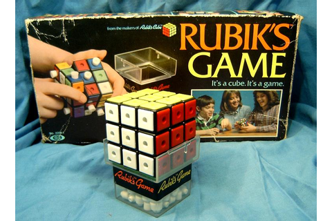 Rubik's 036 Game Ideal