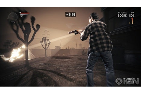 Alan Wake's American Nightmare Review - IGN