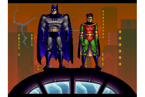 The Adventures of Batman and Robin Download Game ...