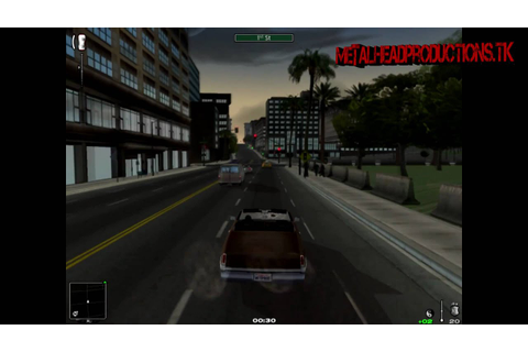 True Crime Streets of LA Gameplay PC HD - YouTube