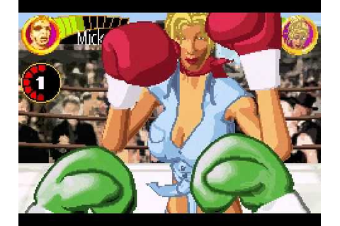 Boxing Fever GBA Gameplay - YouTube
