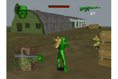 Army Men - Sarge's Heroes (USA) ROM