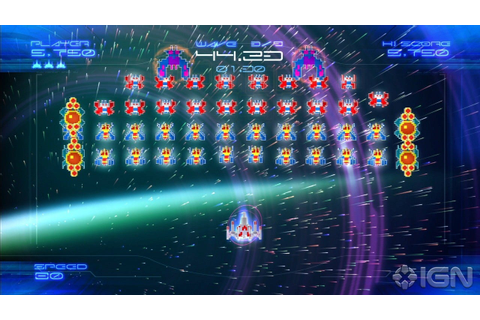 Galaga Legions DX Screenshots, Pictures, Wallpapers ...