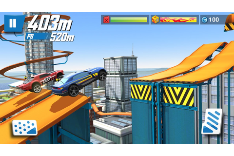 Hot Wheels: Race Off - Download Best Free Racing Game ...