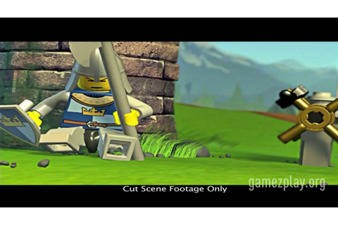 Lego Battles video game cut scenes video Nintendo DS - YouTube