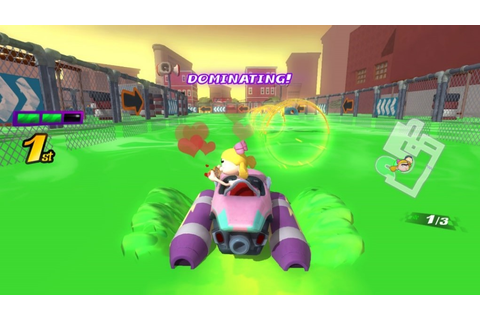 NickALive!: 'Nickelodeon Kart Racers' Gets New Slime ...