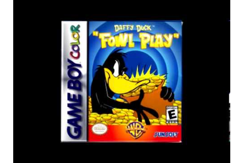 Daffy Duck Fowl Play - Stage 2: Lakeside Pt.1 - YouTube
