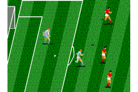 Tecmo World Cup 93 Screenshots | GameFabrique