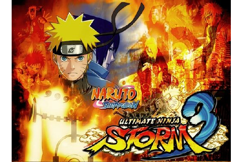 Naruto Shippuden Ultimate Ninja Storm 3 Free Download