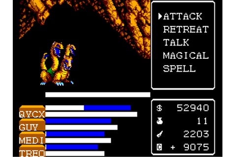 The RPG Consoler: Game 10: Miracle Warriors: Seal of the ...