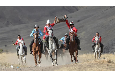 Kyrgyzstan wins World Nomad Games 2018