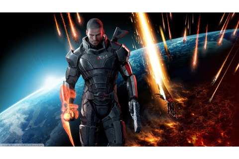 Mass Effect, Video Games, Mass Effect 3 Wallpapers HD ...