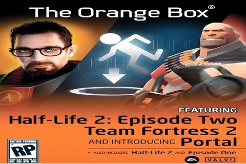 The Orange Box PC Game Full Download. ~ PC Games Full Crack