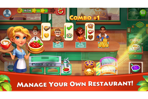 Cooking Town – Restaurant Chef Game - Android Apps on ...