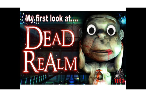 Dead Realm First 2 games one as the ghost! - YouTube