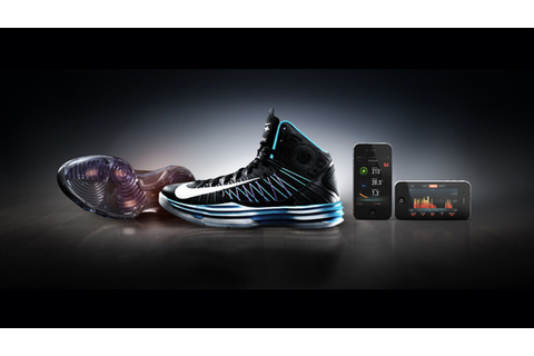 Nike+ Basketball and Training sneakers track your game ...